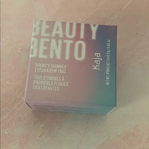 Kaja Beauty Bento Eyeshadow Trio